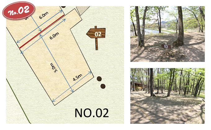 Tent Site No.2
