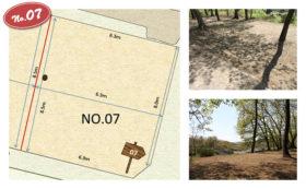 Tent Site No.7