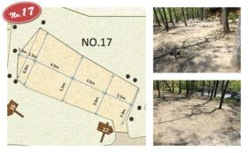 Tent Site No.17